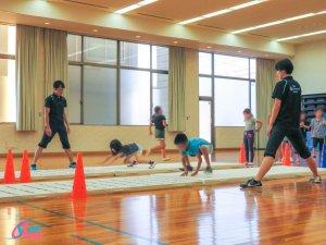 運動チャレンジ教室