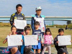 ジョギング祭受賞式