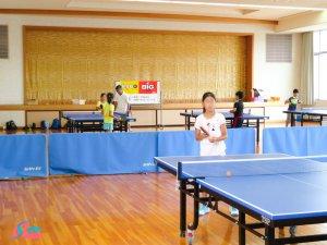 小学生卓球教室