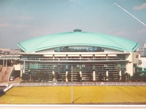 大治町スポーツセンター南側